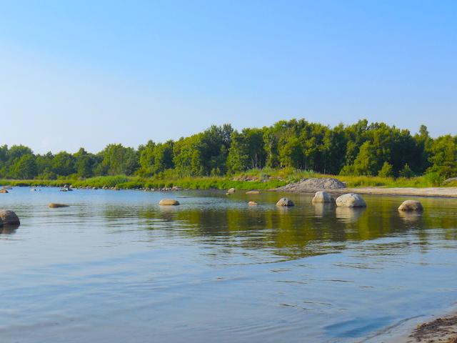 Ostsee, Schweden, Insel Hasslö