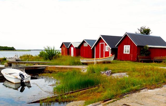 Familientipp Schweden, Schäreninsel Hasslö