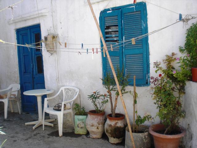 Dorf auf Rhodos