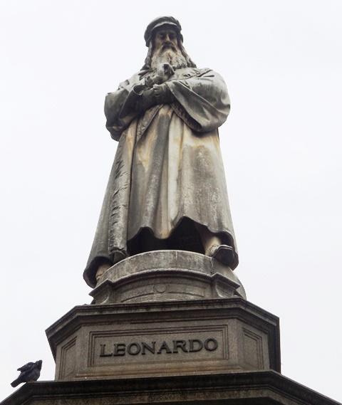 Leonardo da Vinci Mailand