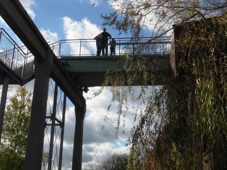 Riesenrutsche Familiengarten Eberswalde