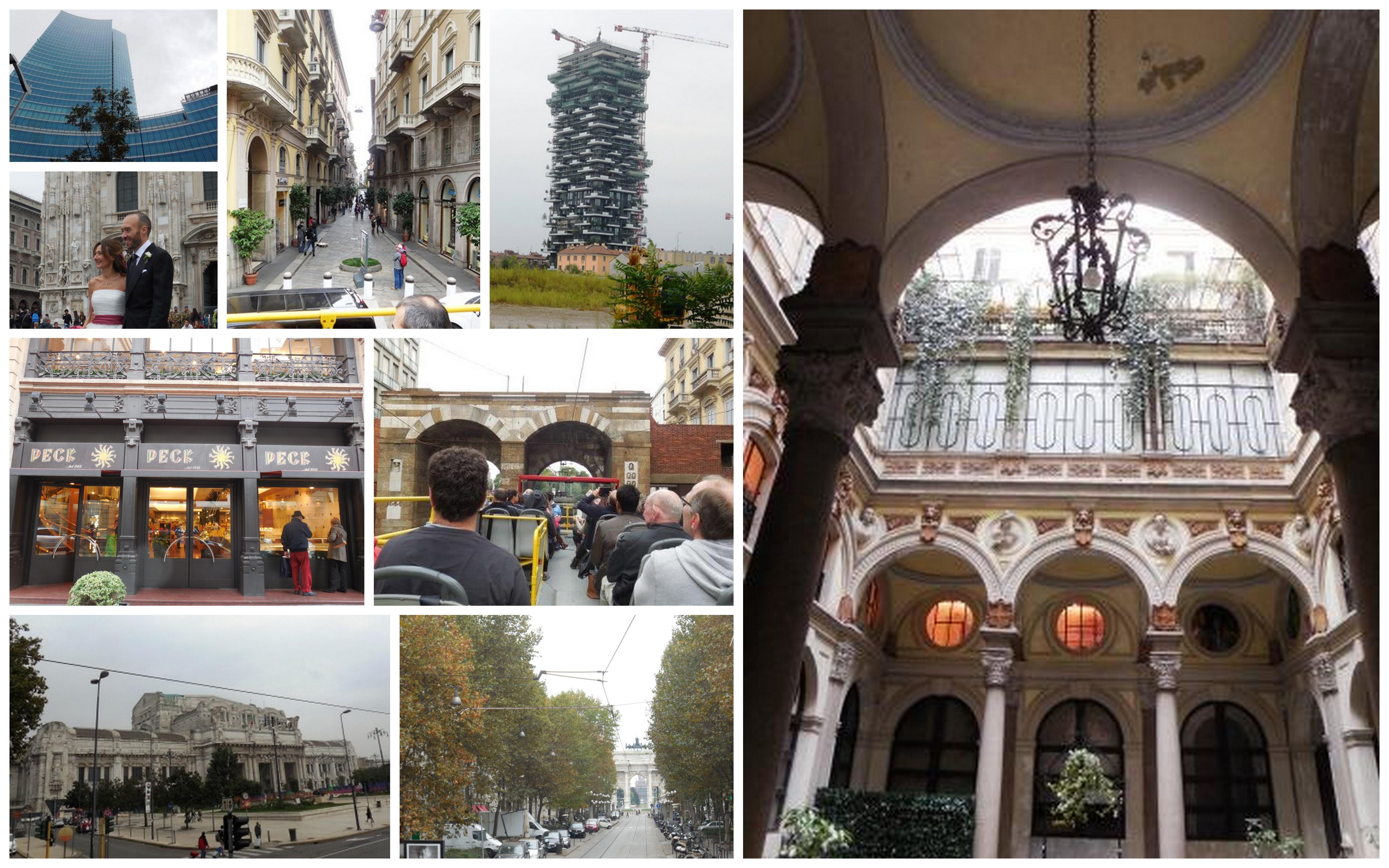 Familienreise Mailand