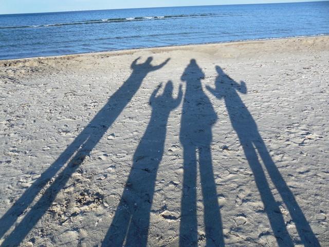 Familienreise Ostsee, Singst