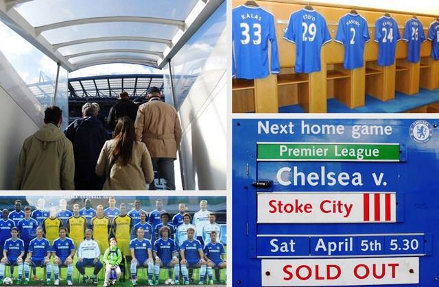 Chelsea Stadionführung London