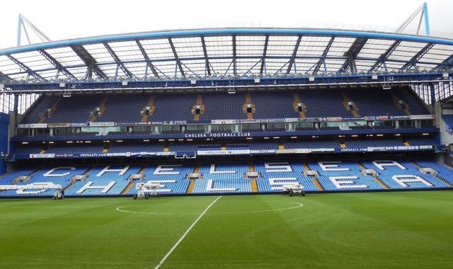 Chelsea Stadionführung London mit Kind