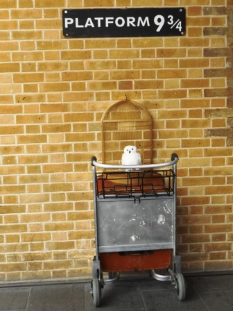 Kings Cross_Harry Potter_London