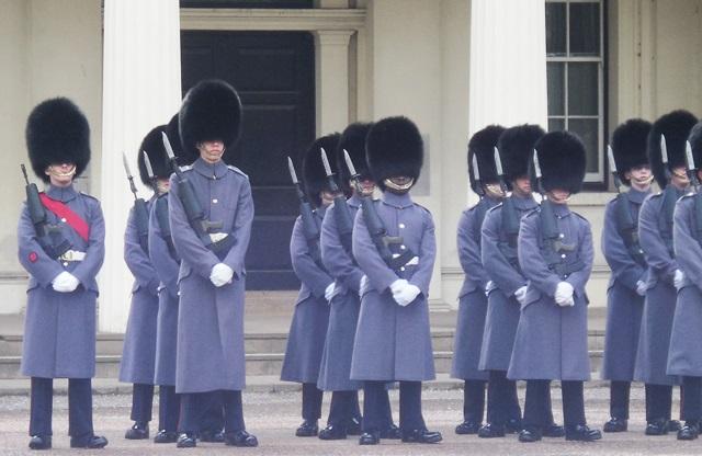 Königliche Garde London