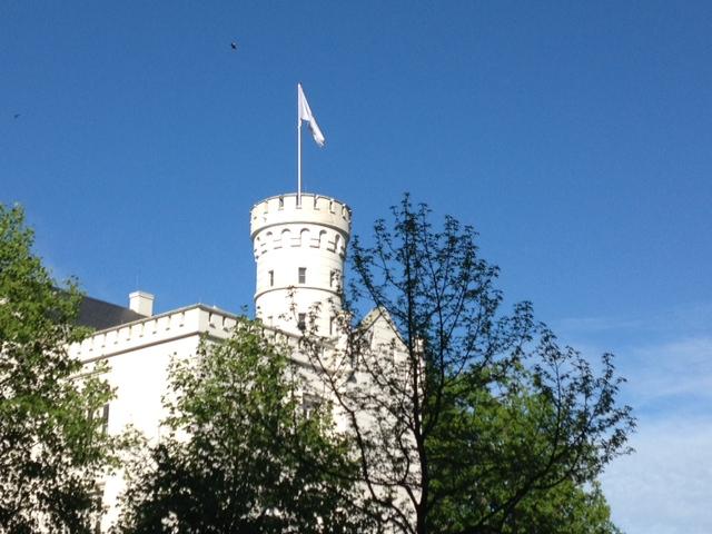 Grand Hotel Heiligendamm, Burg