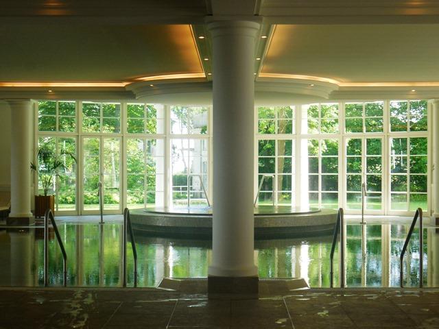 Grand Hotel Heiligendamm, Pool