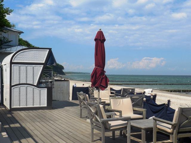 Grand Hotel Heiligendamm, Strand