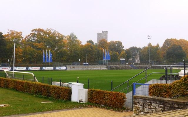 Fußballferienschule Hertha BSC Olympiagelände