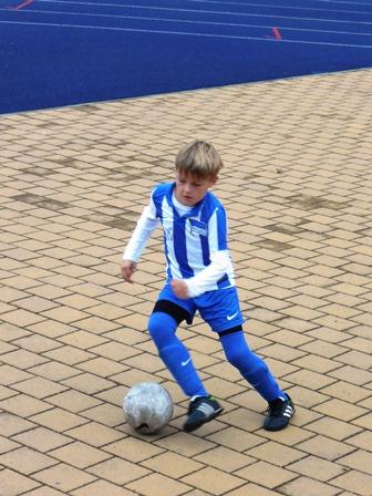 Ferienfußballschule Hertha BSC