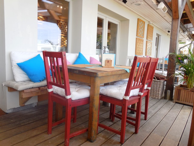 Strandbar Deck Heiligendamm