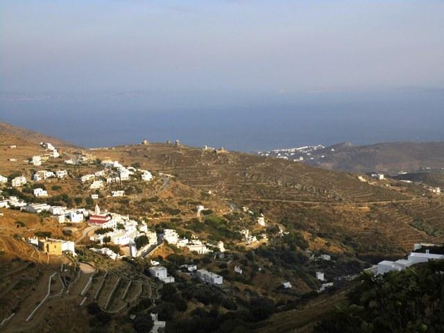Insel Tinos, Kykladen