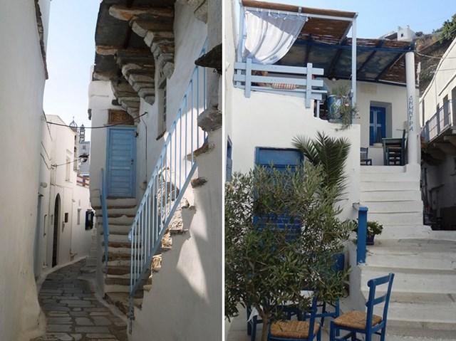 Kardiani auf Tinos