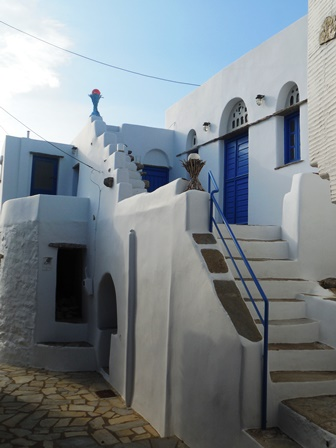 Dorf Volax auf Tinos