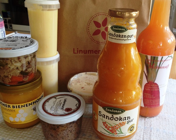 Regionale Produkte Brandenburg