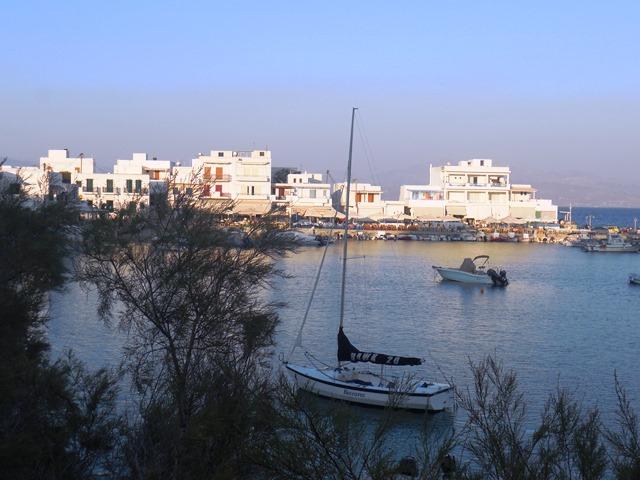 Piso Livadi, Insel Paros