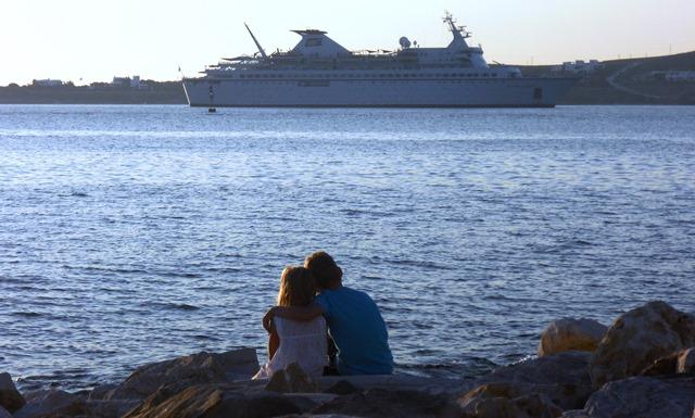 Familienurlaub auf Paros