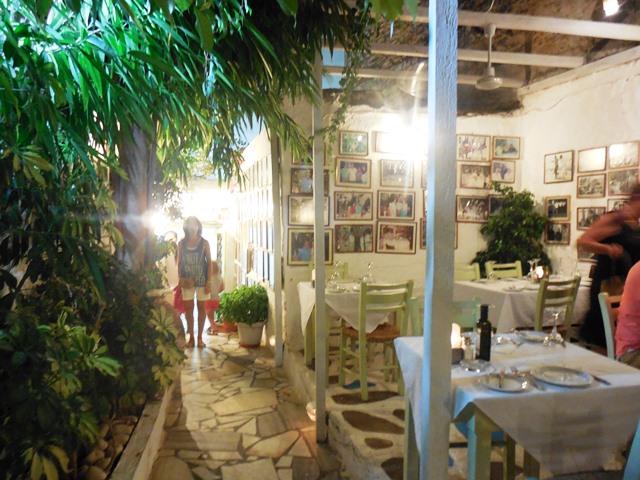Altstadt von Pariklia, Paros