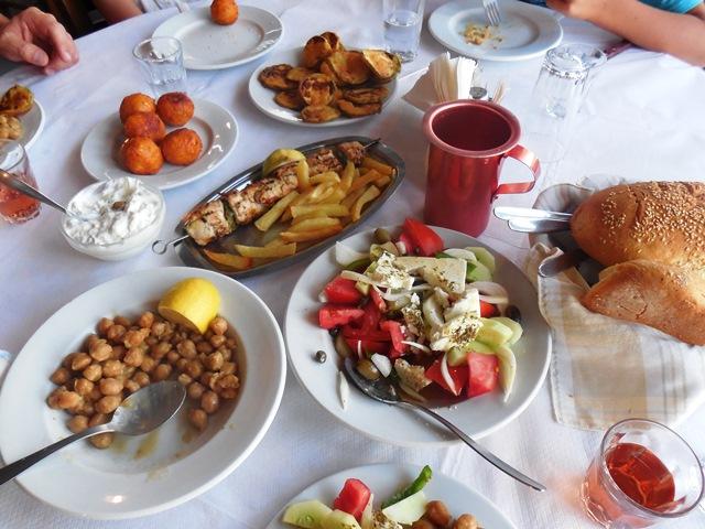 Taverne auf Paros