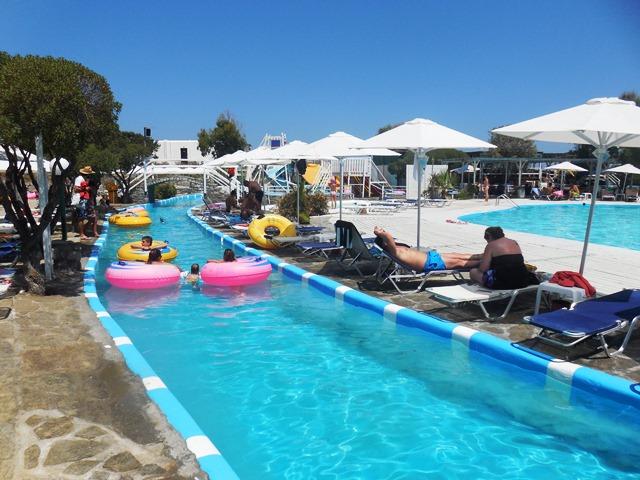 Wasserpark Aqua Paros