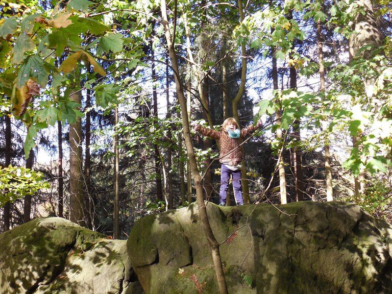 Hohnsteiner Kasperpfad_Wandern mit Kindern