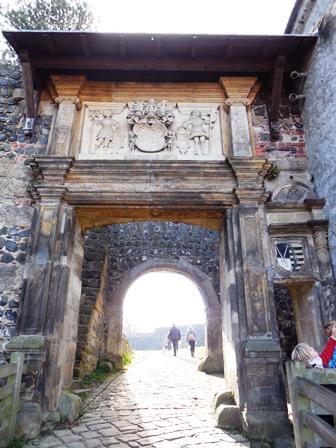 Burg Stolpen_Familienausflug