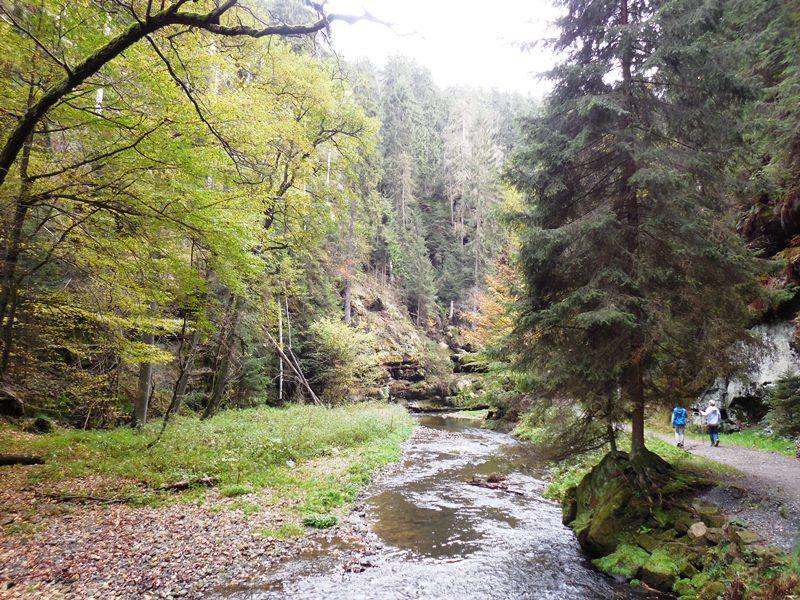 Wandern in der Sächsichen Schweiz_Polenztal