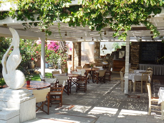 Hotel Golden Beach Tinos