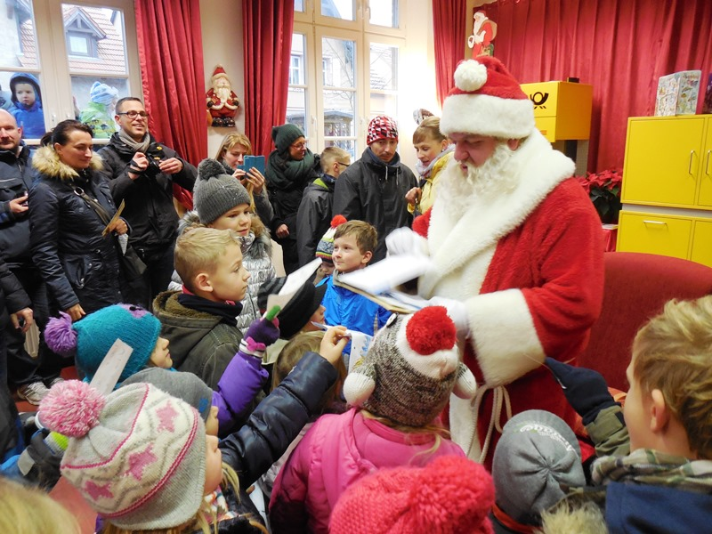 Weihnachtspostamt Himmelsfort, Brandenburg