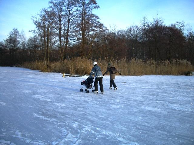Eislaufen in Berlin