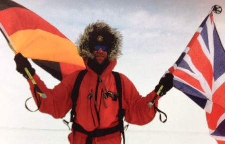 David Maddox, Polarrennen 2013