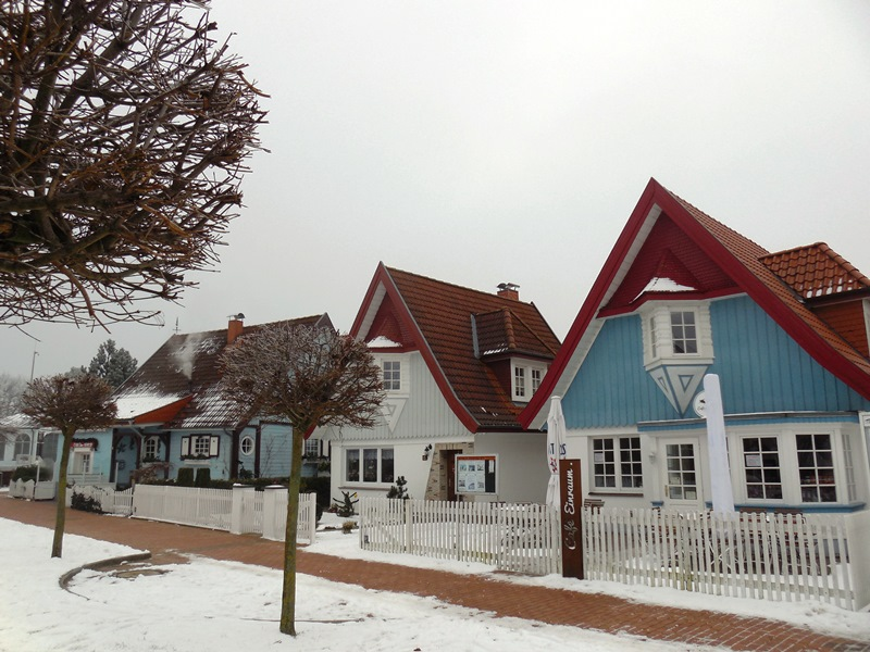 Boltenhagen im Winter