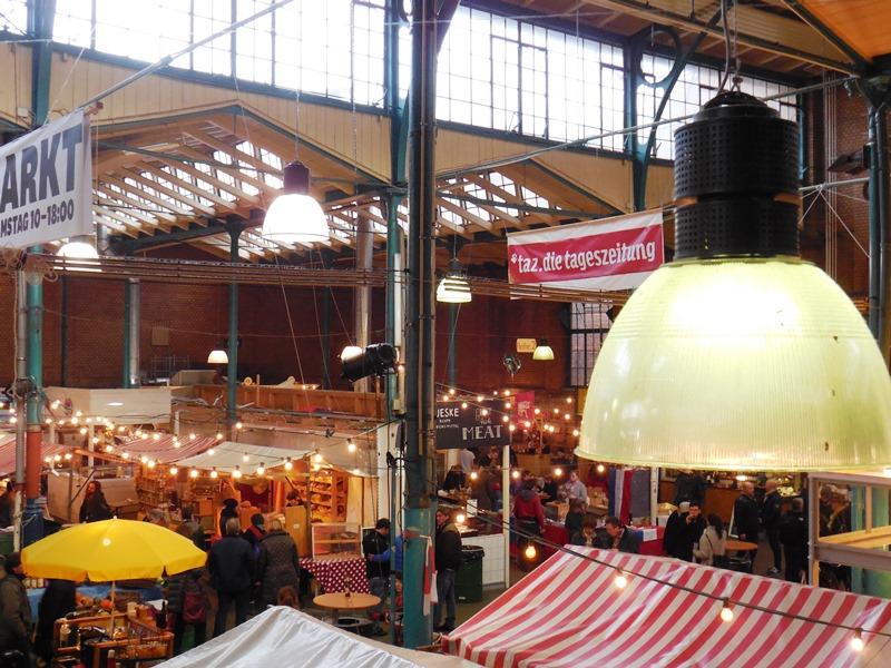 Markthalle 9 Berlin-Kreuzberg