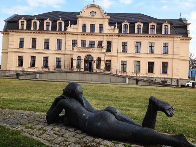 Schloß Ribbeck_Fontanes Birnbaum
