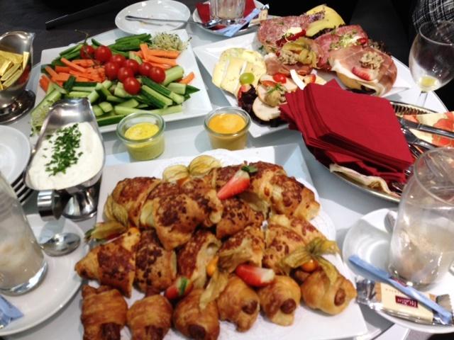 Frühstück der Familienreiseblogger