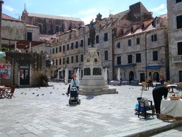 Dubrovnik_Reise mit Baby