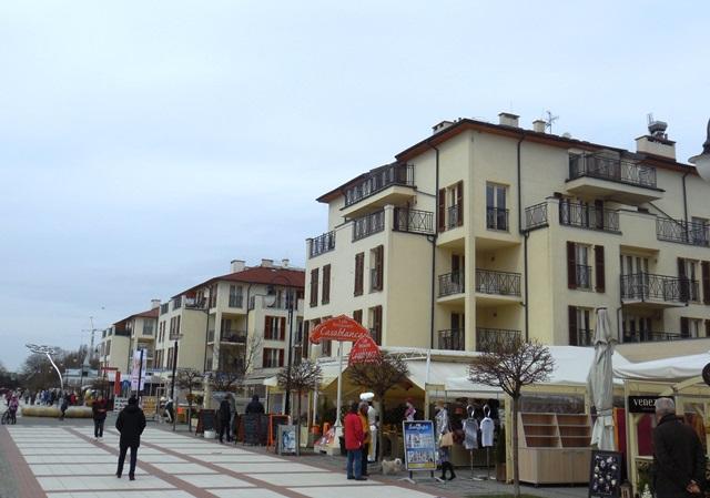 Usedom_swinemünde, Promenade
