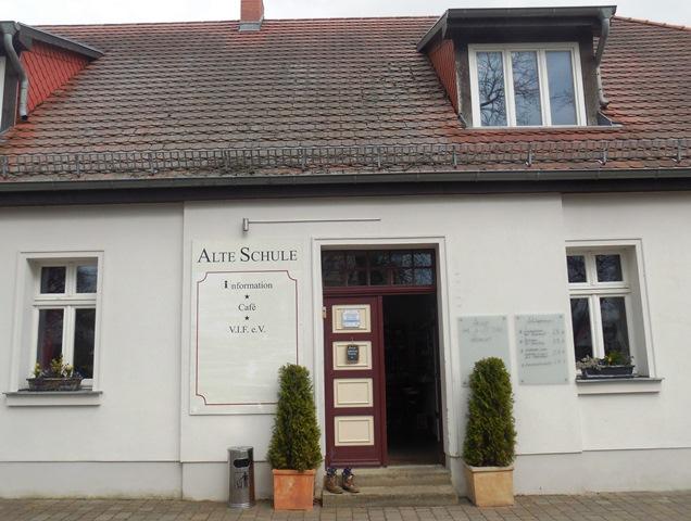 Alte Schule Ribbeck
