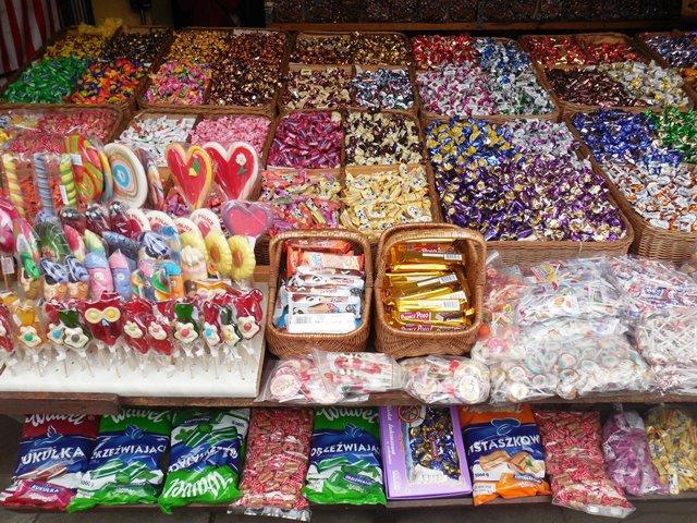 Polenmarkt Swinemünde