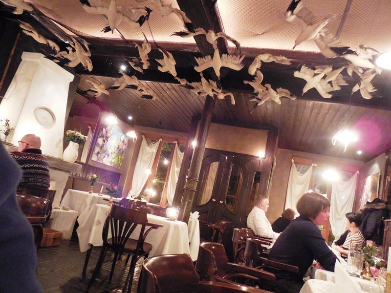 Restaurant Zum Stromer Warnemünde