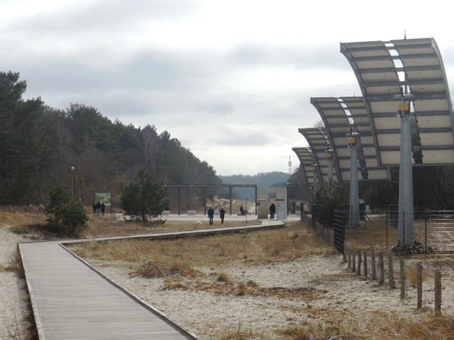 Ehemalige Grenze Usedom