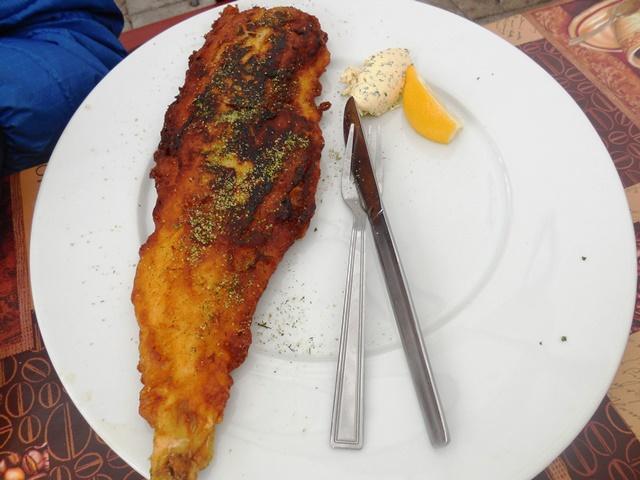 Frischer Fisch, Usedom, Polnische Ostsee