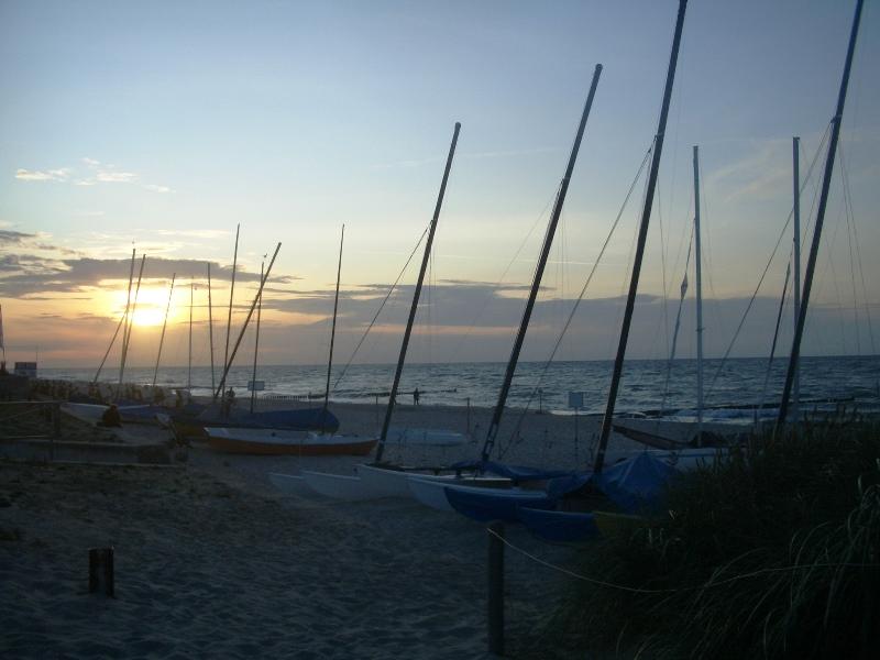 Strand Kühlungsborn West_Segelanleger