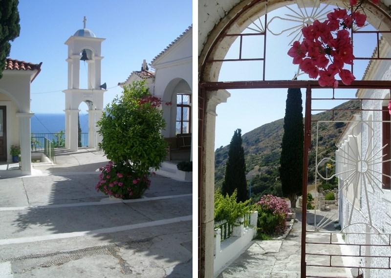 Kloster Spilanis bei Pythagorio