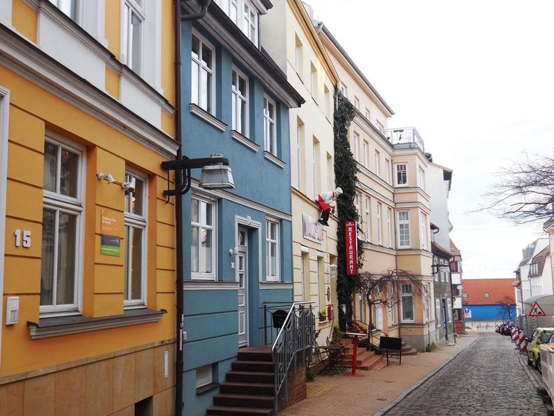 Hansestadt Rostock_östliche Altstadt