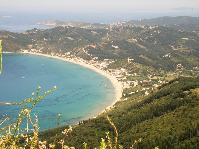 Agios Georgios Pagon_Korfu