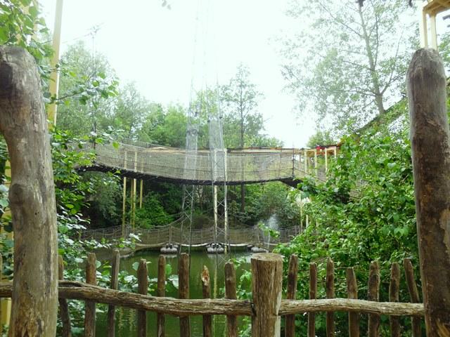 Hansapark_Kletterpark