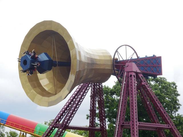 Hansapark_Die Glocke